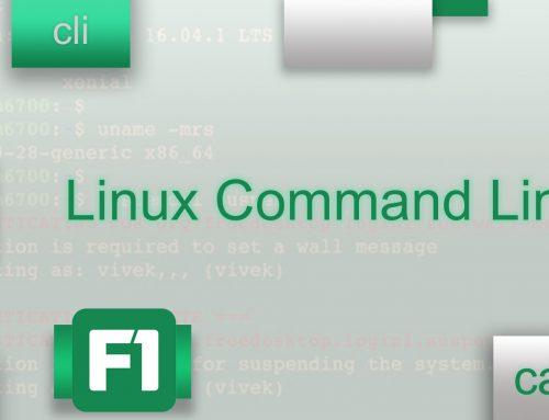 Linux command line. შესავალი