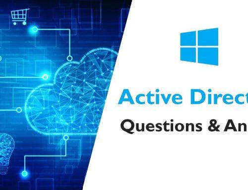 Active Directory – Q&A